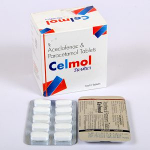 CELMOL tablets