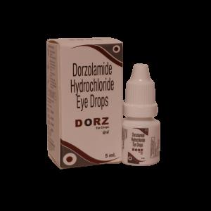 DORZ eye drop