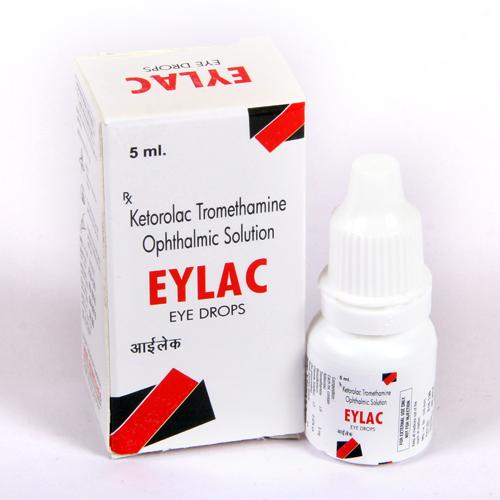 EYLAC 5ML eye drops