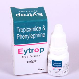 EYTROP 5ML eye drop