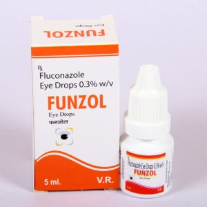 FUNZOL 5ML eye drop