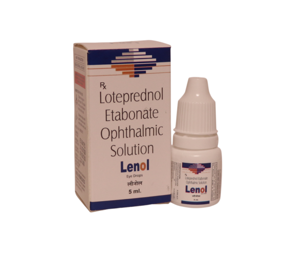 LENOL eye drops