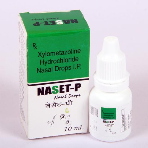 NASET-P Nasal Drops