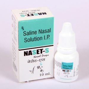 NASET-S Nasal Drops