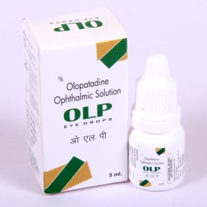 OLP 5ML eye drop