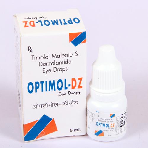 OPTIMOL-DZ eye drop