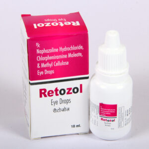 RETOZOL 10ML eye drop