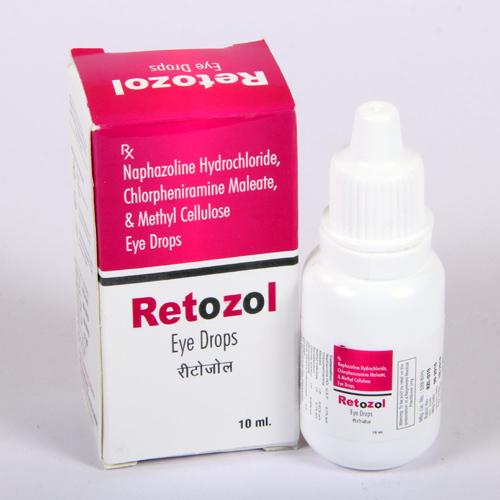 RETOZOL 10ML eye drop