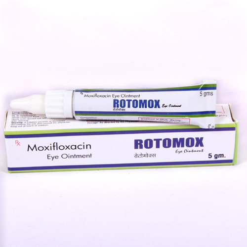 ROTOMOX 5GM eye ointment