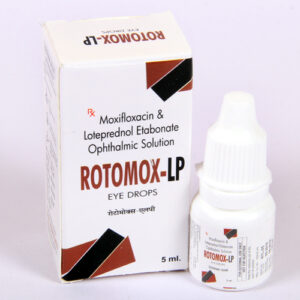ROTOMOX-LP 5ML eye drop