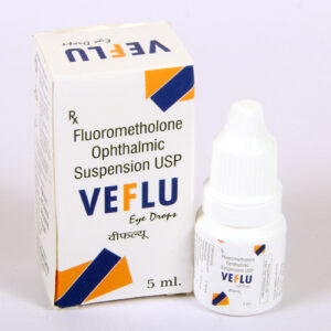 VEFLU 5ML eye drops