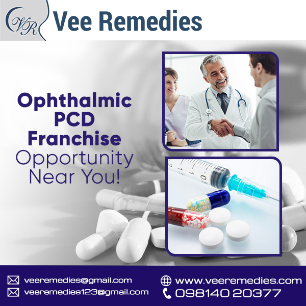 Eye Drops Pharma Franchise for Cities of Punjab