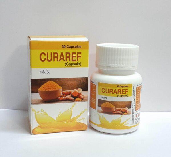 CURAREF Caps
