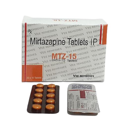 MTZ-15 Tablets