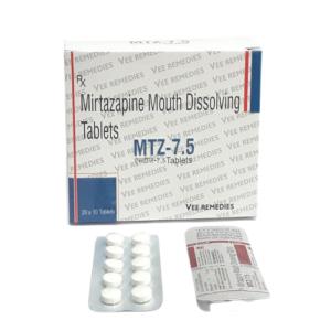 MTZ-7.5 Tablets