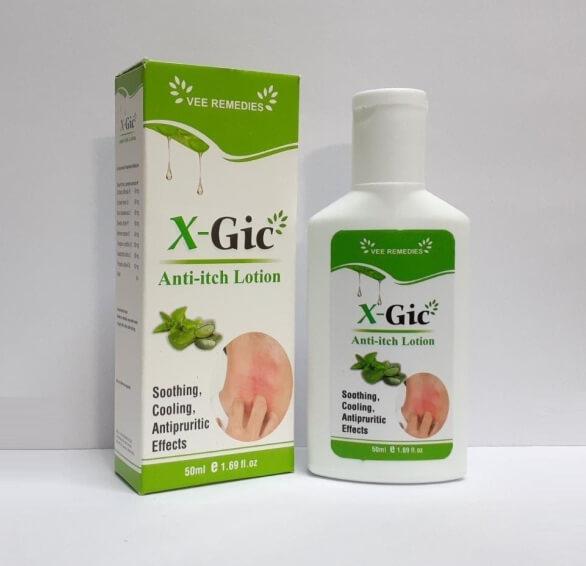 X-GIC Lotion